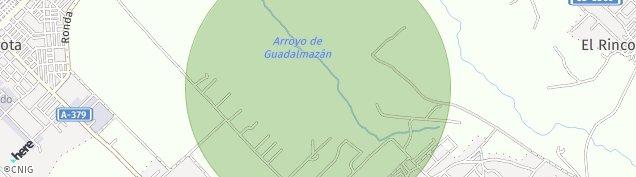 Mapa La Carlota