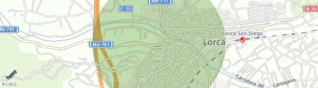 Mapa Sutullena