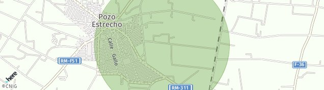 Mapa La Rambla