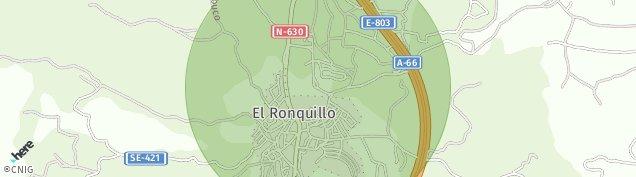 Mapa El Ronquillo