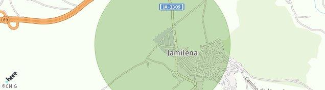 Mapa Jamilena