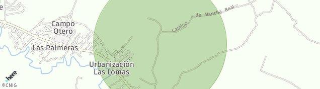 Mapa La Imora