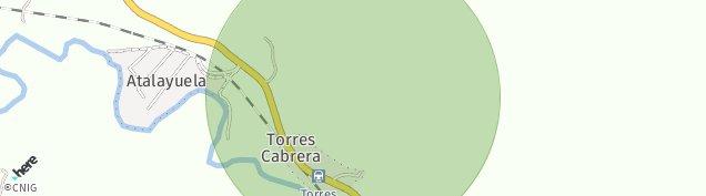 Mapa Torres Cabrera