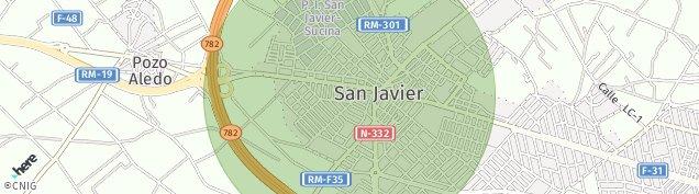 Mapa Granjuela