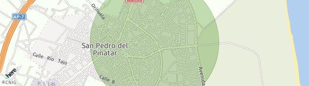 Mapa Barrio Los Angeles