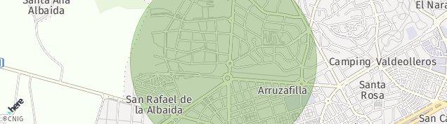 Mapa Las Ermitas