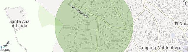 Mapa Finca El Jardinito