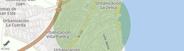 Mapa La Regia