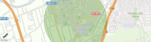 Mapa Barrio La Victoria