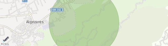 Mapa Los Lages