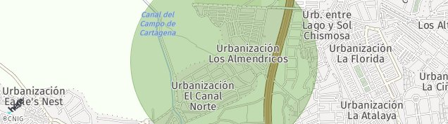 Mapa Los Dolses