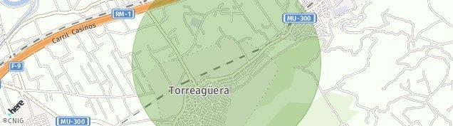 Mapa Torreaguera