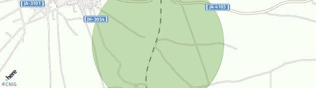 Mapa Torreblascopedro