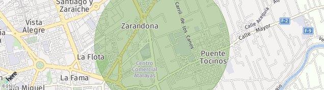 Mapa Puente Tocinos