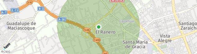 Mapa Espinardo