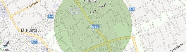Mapa El Castellar
