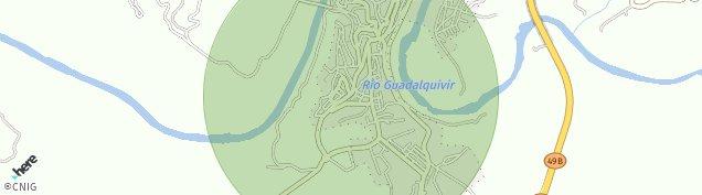 Mapa Montoro
