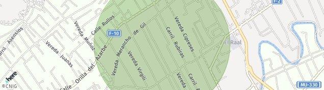Mapa Santa Cruz Santa Cruz