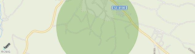 Mapa Alanís