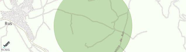 Mapa Rus