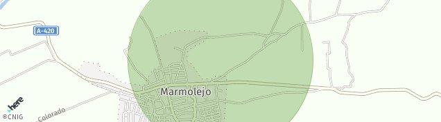 Mapa Marmolejo