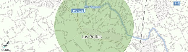 Mapa Ceutí