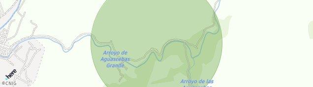 Mapa Villacarrillo