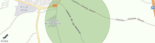 Mapa Bailén