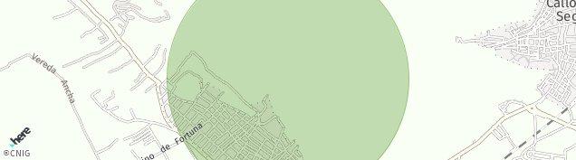 Mapa La Magdalena