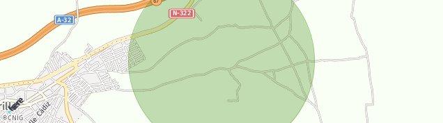 Mapa Iznatoraf