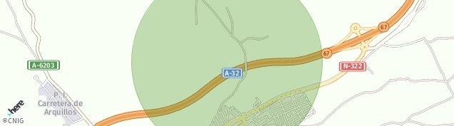 Mapa Batanejo