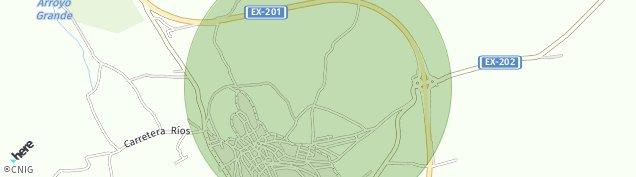 Mapa Segura de León