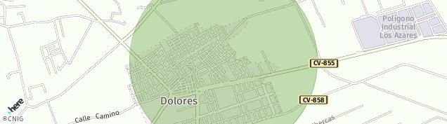 Mapa Dolores