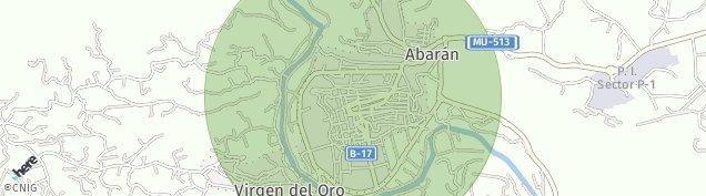 Mapa Abarán