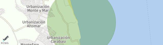 Mapa Los Arenales del Sol