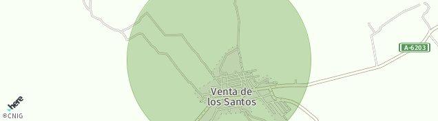 Mapa Venta de Los Santos