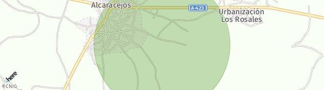 Mapa Alcaracejos