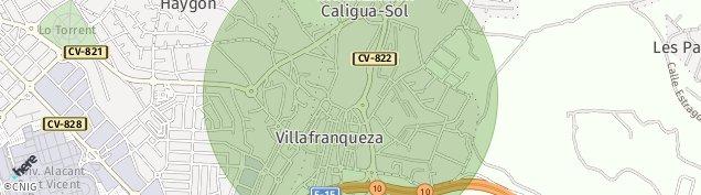 Mapa Colonia Santa Isabel