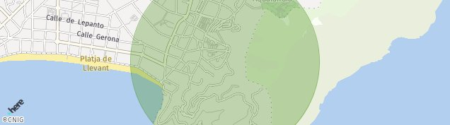 Mapa Partida Almafra