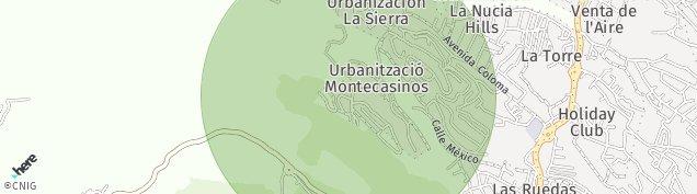 Mapa Panorama