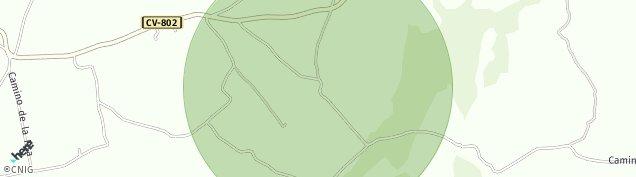 Mapa Onil