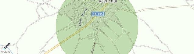 Mapa Aceuchal