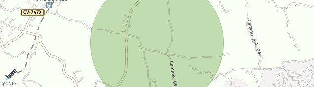Mapa Benimarco