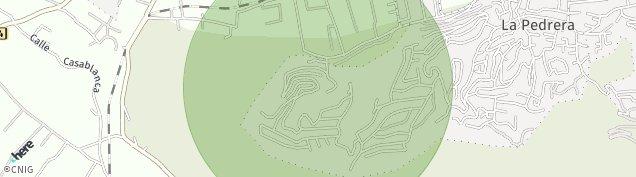 Mapa Santa Paula