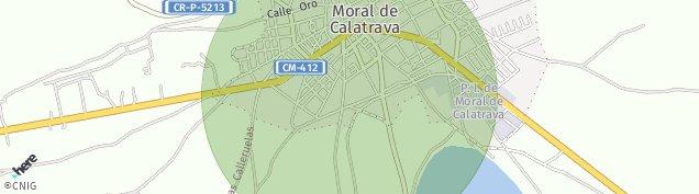 Mapa Moral de Calatrava