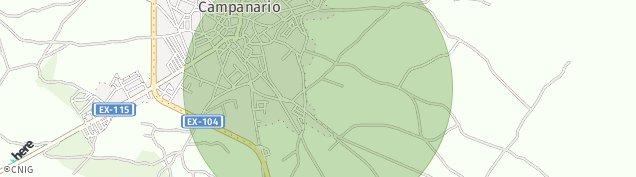 Mapa Campanario