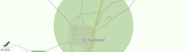 Mapa El Salobral