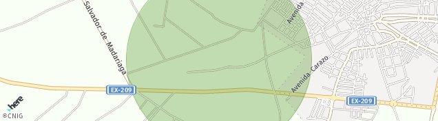 Mapa Montijo