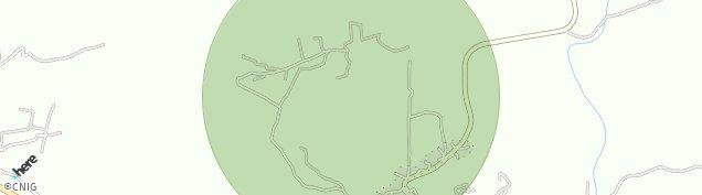 Mapa Llutxent