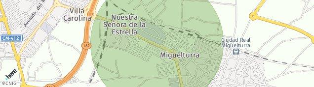 Mapa Miguelturra